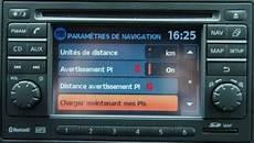 Nissan Connect Navigation System Mises 224 Jour Radars
