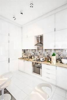 déco cuisine blanche cuisine blanche design s 233 lection de 20 int 233 rieurs de