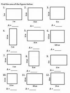 area of rectangles worksheet by eli burger teachers pay teachers