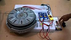 moteur induction machine à laver washing machine brushless motor rewired to 24v