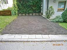 Anlegen Eines Zus 228 Tzlichen Pkw Stellplatz Im Vorgarten Mit