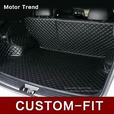 custom fit car trunk mat for ford edge escape kuga fusion