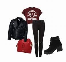 tenue rock pour soirée fashionland fashion mars 2015