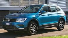 Volkswagen Tiguan 110tsi Comfortline 2017 Review Snapshot