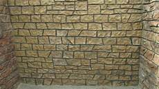 Mauer In Natursteinoptik Selber Machen