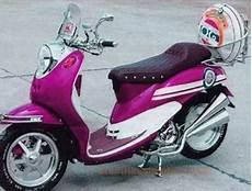 Modifikasi Motor Fino Sporty by 24 Foto Terbaik Modifikasi Yamaha Mio Fino 125 Terbaru