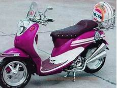 Variasi Motor Fino by 24 Foto Terbaik Modifikasi Yamaha Mio Fino 125 Terbaru