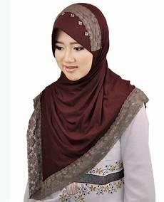 Mengenal Berbagai Macam Jenis Dan Model Jilbab Garnesia