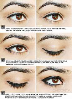 Easy Step By Step Eye Liner Tutorials 2014 For Beginners