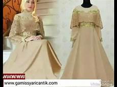 30 Model Gamis Buat Pernikahan Fashion Modern Dan