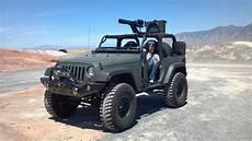 jeep w gun cool army stuff jeep jeep accessories tactical truck