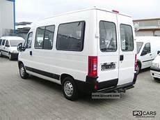 fiat 9 sitzer 2006 fiat ducato minibus 9 seater car photo and specs