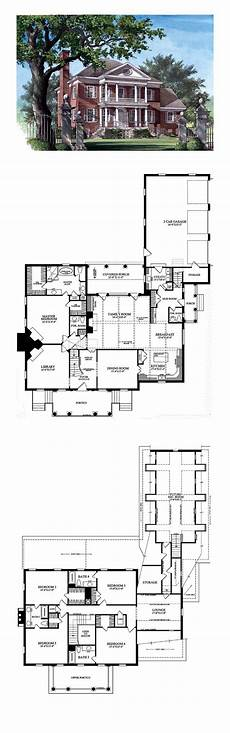southern mansion house plans these magnificent 19 southern plantation floor plans will