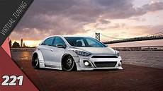 Tuning Hyundai I30 Liberty Walk 221