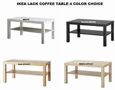 ikea lack coffee table with shelf modern 90 x 55