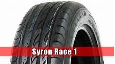 syron race 1 評価 アジアンタイヤ