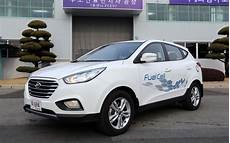 dimension hyundai ix35 2013 hyundai ix35 fuel cell technical specifications and