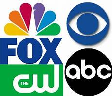 television u list of united states the air television networks