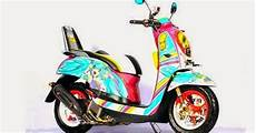 Modifikasi Scoopy 2015 by Otomotif Inspirasi Modifikasi Honda Scoopy 2015
