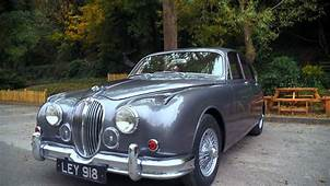 Jaguar MK2  National Geographic Your Favourite Shows