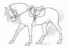 dressage coloring coloring pages