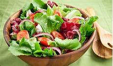 recipe tossed green salad with a classic olive