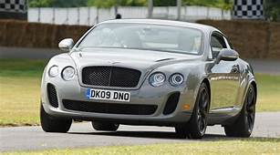 Bentley Continental Supersports 2009 Review  CAR Magazine