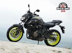 bridage moto a2 yamaha mt 07 moto de l 233 e 2018 du permis a2