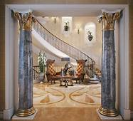 Luxury Life Design Villa In Qatar Made Out Of The