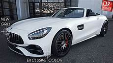 inside the new mercedes amg gt c roadster edition 50 2018