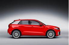 audi q 2 audi q2 on sale in uk priced from 163 22 380 autocar