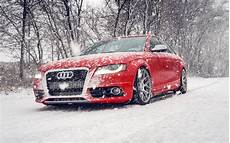 audi s4 car in snow winter wallpaper cars wallpaper better