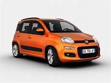 Fiat Panda 2013 3d Models Cgtrader
