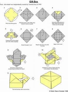 origami box similar to zhen xian bao thread