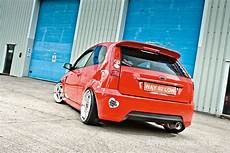 Modified Mk 6 Ford Zetec S Fast Car