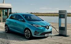 2020 renault zoe prices electric range specs and