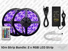 led strips 10 m 10 meter led strip bundle 2 x rgb led strip led montreal