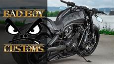Harley Davidson Rod Quot Carbon No 1 Quot By Bad Boy Customs