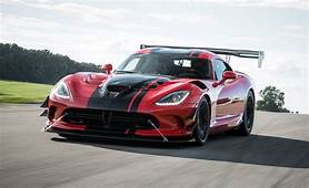 Dodge Viper ACR At Lightning Lap 2016 – Feature Car And