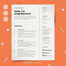40 beautiful free resume templates to download resume templates 40 beautiful free resume
