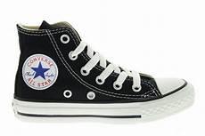converse chuck all hi enfant noir da shoes