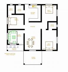 1350 sq ft house plan 1350 sq ft 3bhk contemporary style single storey house and