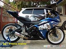 Modifikasi R15 V2 by Modifikasi Yamaha Vixion Berjubah Fairing R15 V1 0