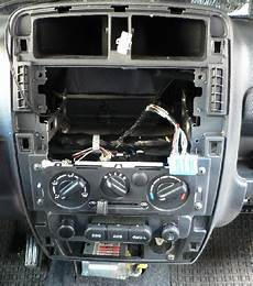 suzuki jimny radio einbau i a 2005 jimny with a cd radio std which works