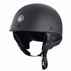 harley davidson skull ultra light j02 half helmet 98212