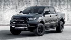 Upcoming Ford Ranger Raptor Might Go Diesel Top Speed