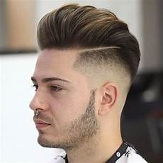 35 pompadour fade haircuts modern styling tips ideas