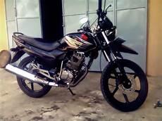 Modifikasi Megapro Primus Touring motor mega pro 2002 modif japstyle modifikasi motor