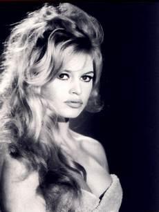 Brigitte Bardot Hairstyles