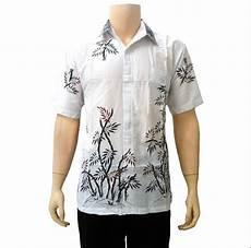 baju batik untuk kerja pria batik indonesia
